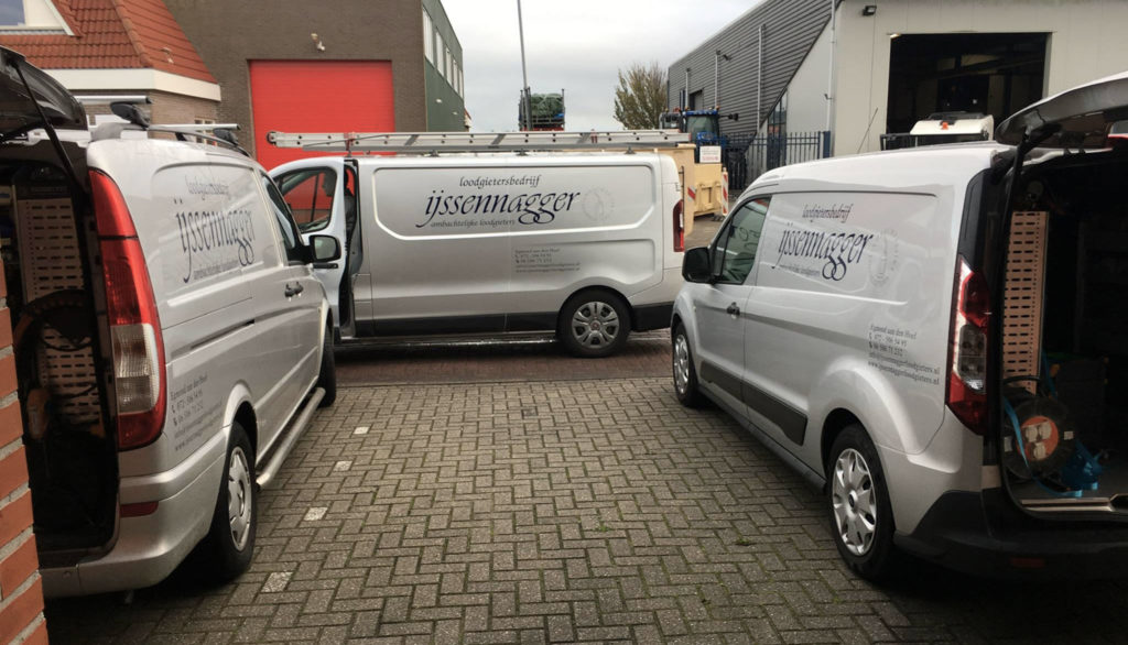 Loodgietersbedrijf IJssennagger